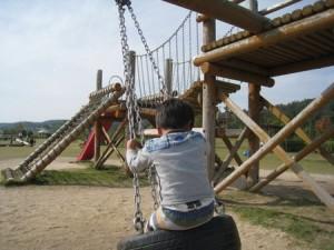 3歳児は喜んで遊んでました